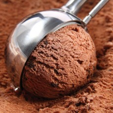 Helado de Chocolate, tarrina 1 litro