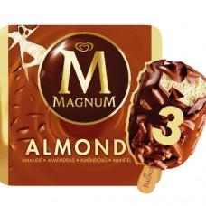 Magnum Almendras, 3 uds.