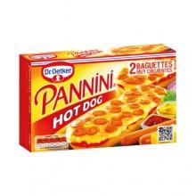 Panninis Hot Dog , 2 Ud.