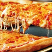 Pizza 4 Quesos , 330 grs.