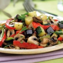 Salteado de Verduras  , bolsa 1 kg.