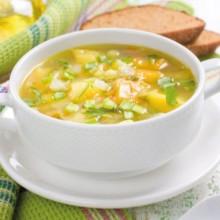 Sopa de Verduras, bolsa 1 kg.