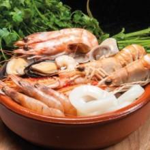 Preparado de Paella, badeja 500 g.